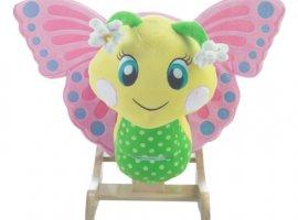 Critters Flutter Butterfly Rocker