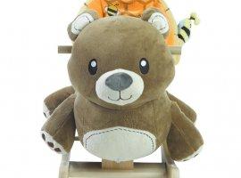 Critters Honey Bear Chair Rocker