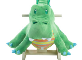 Kyle Crocodile Baby Rocker - New!
