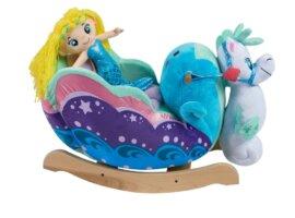 Mermaid Princess Carriage (Premium Vehicles)