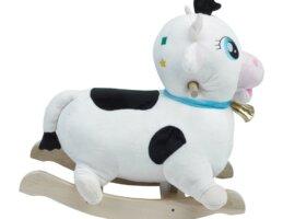 Rockabye Moo Moo Cow Rocker