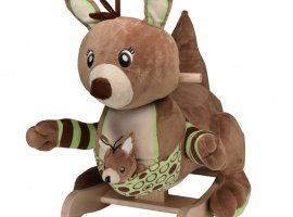 Roo Roo the Kangaroo Baby Rocker - New!