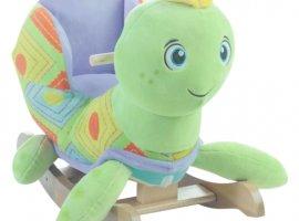 Sammie Sea Turtle Baby Rocker - New!