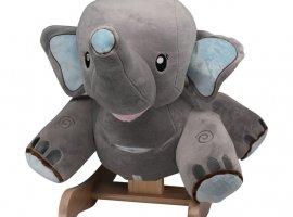 Stomp the Elephant Baby Rocker - New!